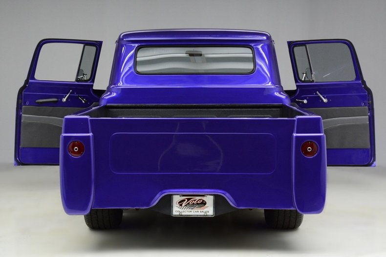 1958 Ford F100 Image 19