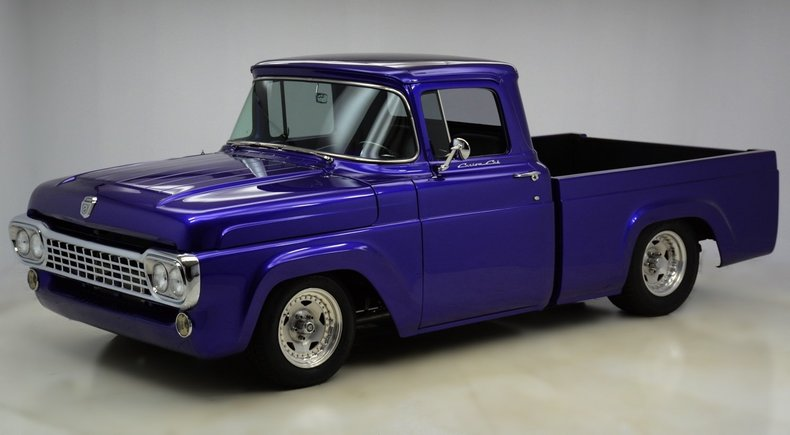 1958 Ford F100 Image 21