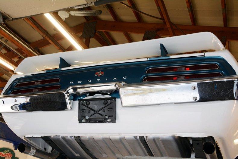 1969 Pontiac  Image 3