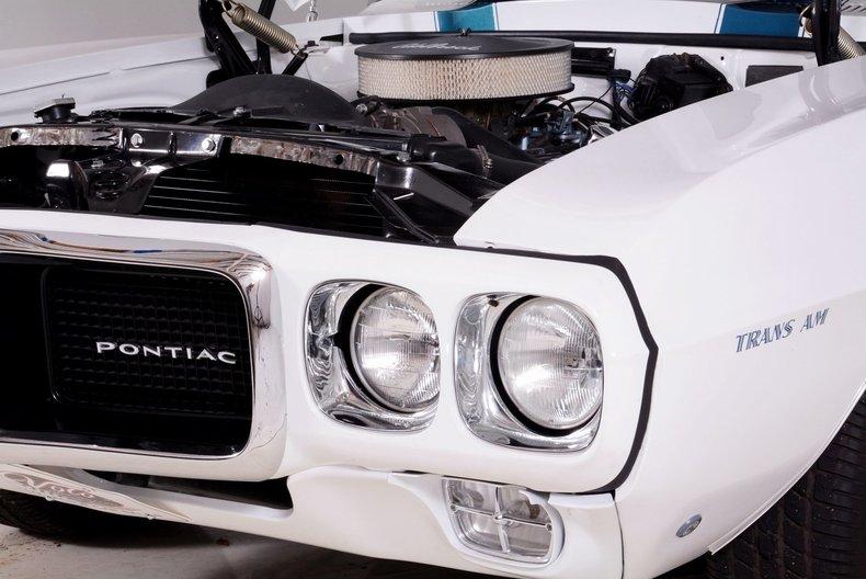 1969 Pontiac  Image 17