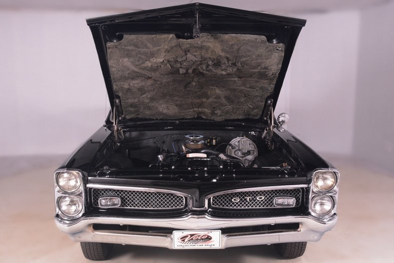 1967 Pontiac GTO Image 13