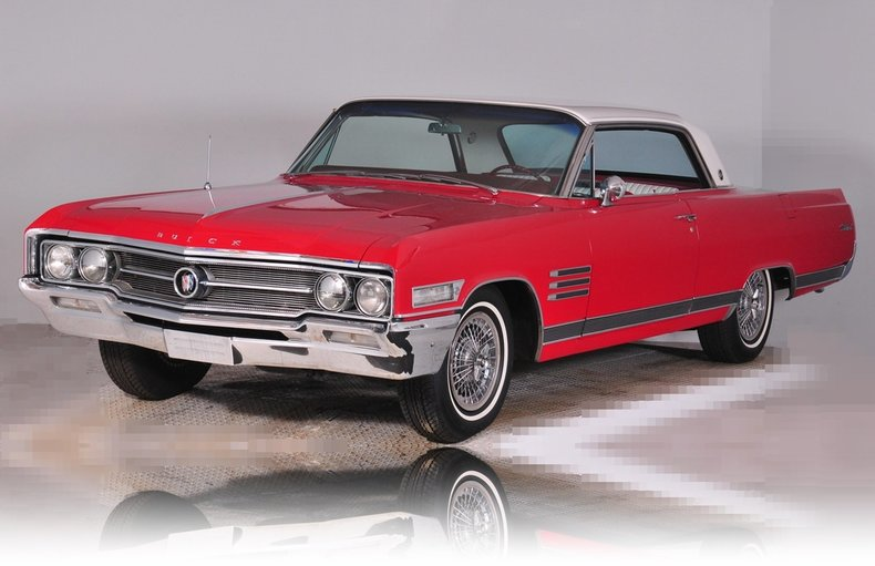 1964 Buick Wildcat Image 38