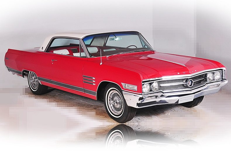 1964 Buick Wildcat Image 46