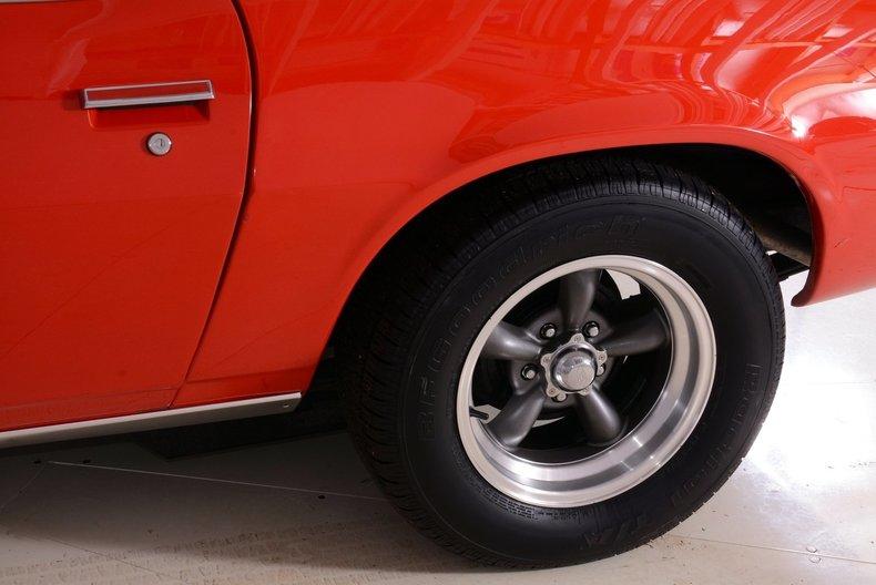 1970 Chevrolet Camaro Image 22