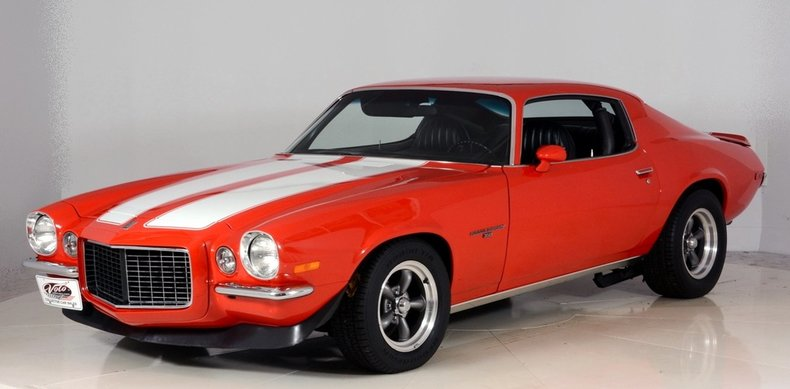 1970 Chevrolet Camaro Image 23