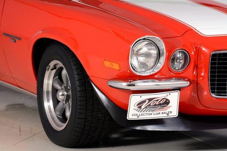 1970 Chevrolet Camaro Image 30