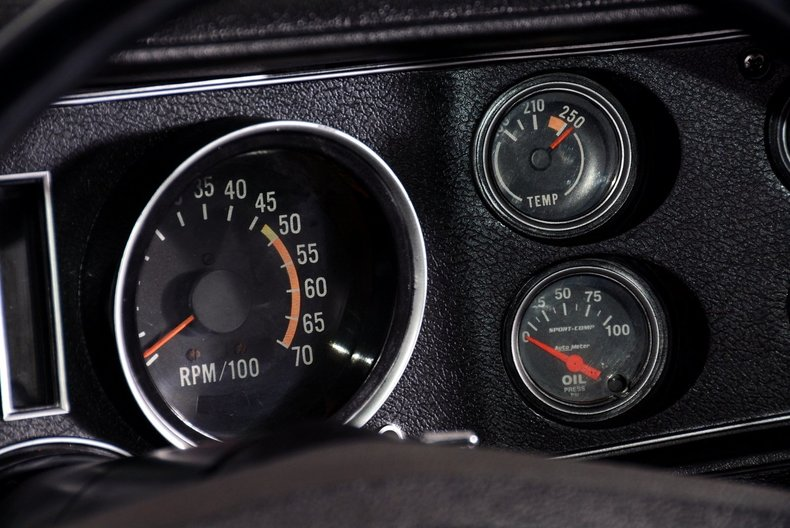 1970 Chevrolet Camaro Image 31