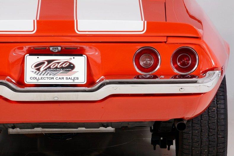 1970 Chevrolet Camaro Image 66
