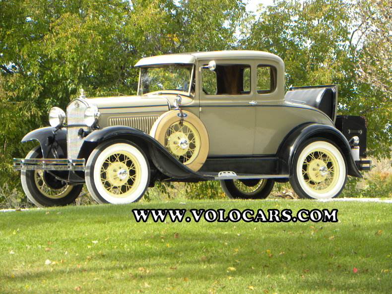1930 Ford Model A Image 1