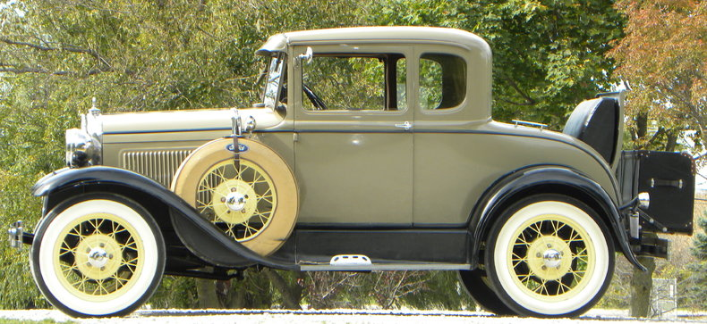 1930 Ford Model A Image 2
