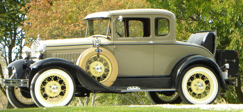 1930 Ford Model A Image 3