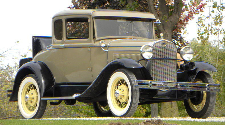 1930 Ford Model A Image 9