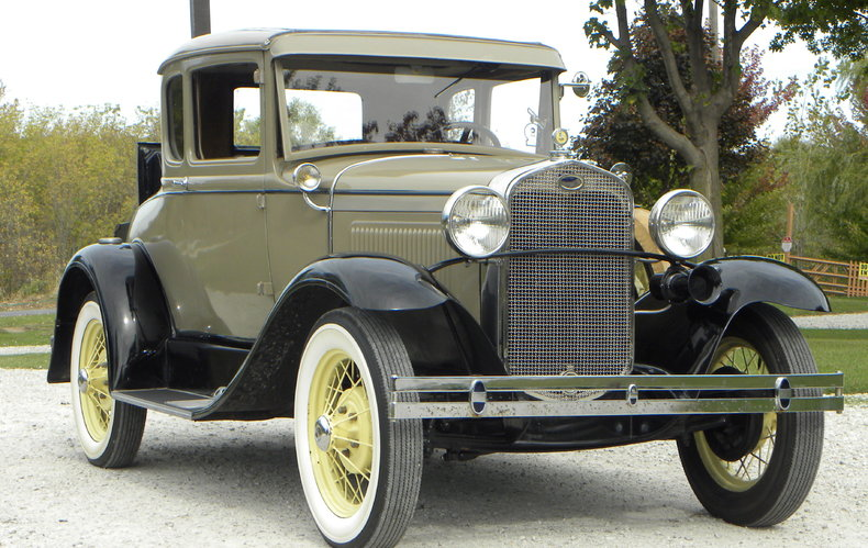 1930 Ford Model A Image 13