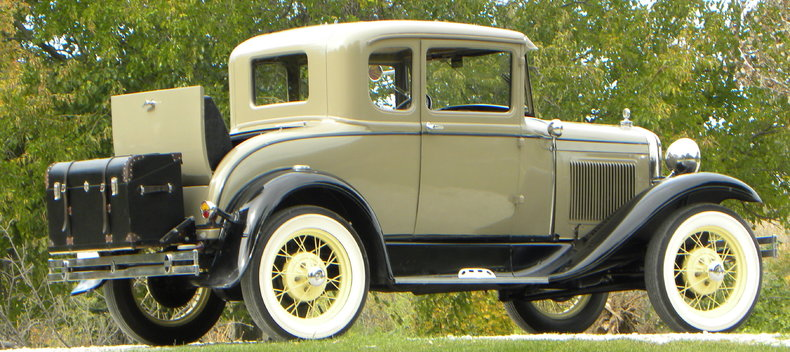 1930 Ford Model A Image 23
