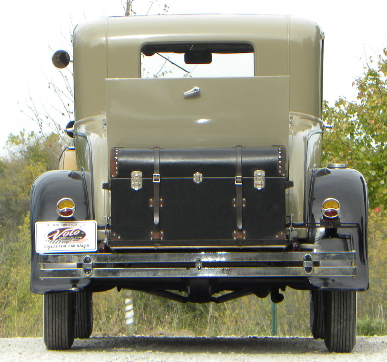 1930 Ford Model A Image 26