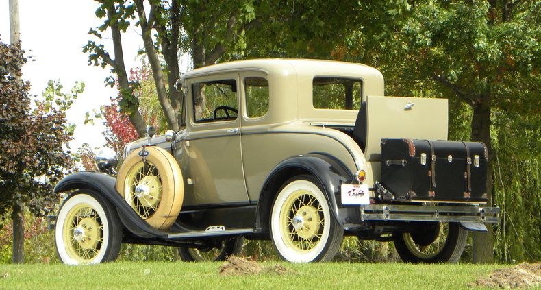1930 Ford Model A Image 28