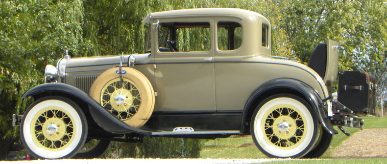 1930 Ford Model A Image 30