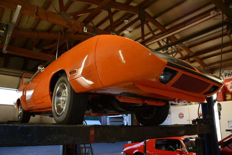 1970 Plymouth Superbird Image 4