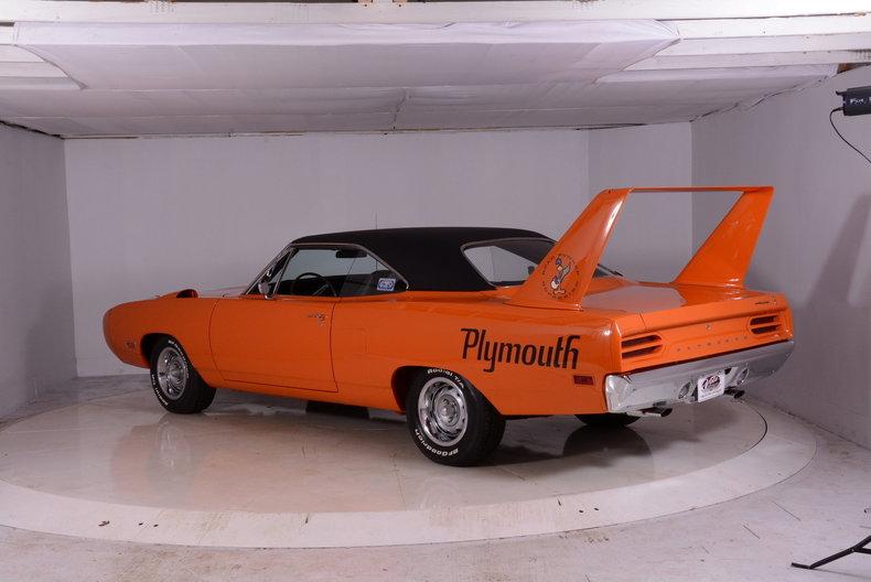 1970 Plymouth Superbird Image 22