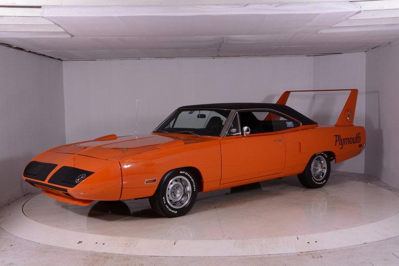1970 Plymouth Superbird Image 24