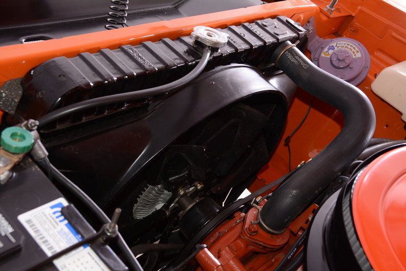 1970 Plymouth Superbird Image 51