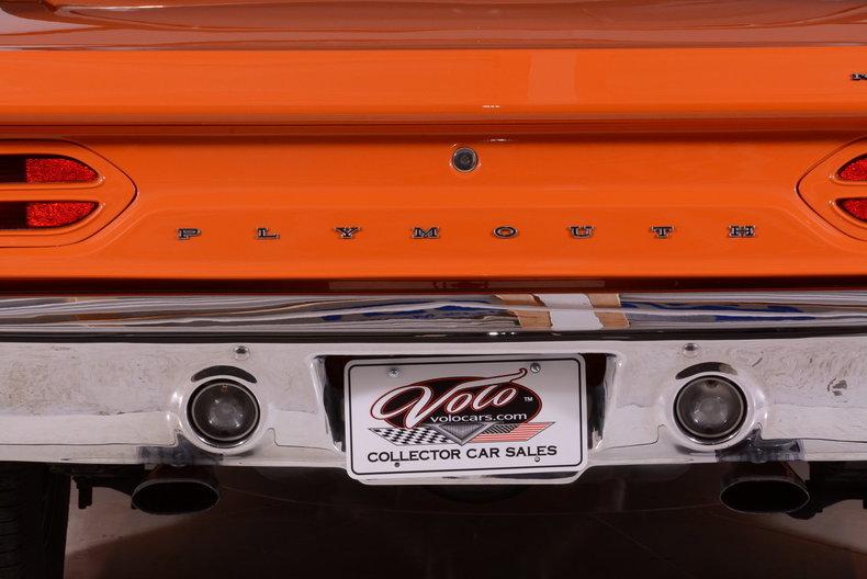 1970 Plymouth Superbird Image 76