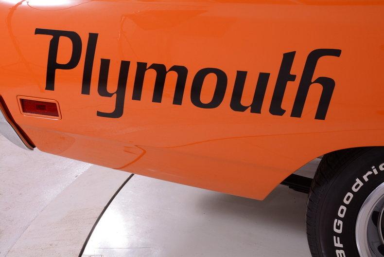 1970 Plymouth Superbird Image 83