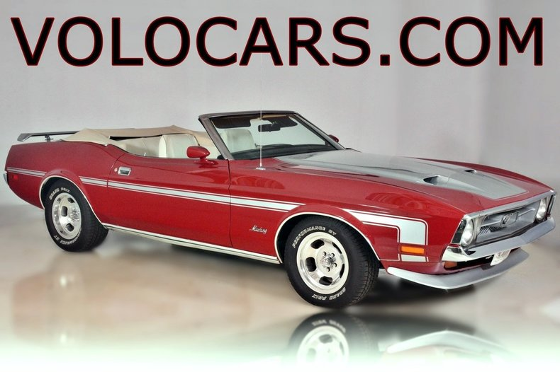 1972 Ford Mustang Image 1