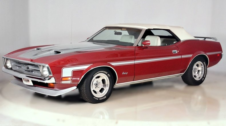 1972 Ford Mustang Image 14
