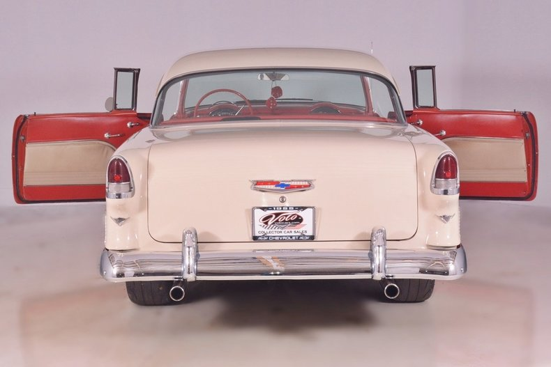 1955 Chevrolet Bel Air Image 5