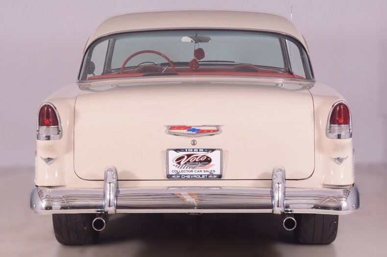 1955 Chevrolet Bel Air Image 9