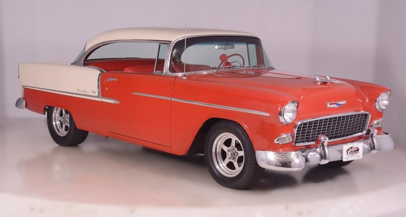 1955 Chevrolet Bel Air Image 13