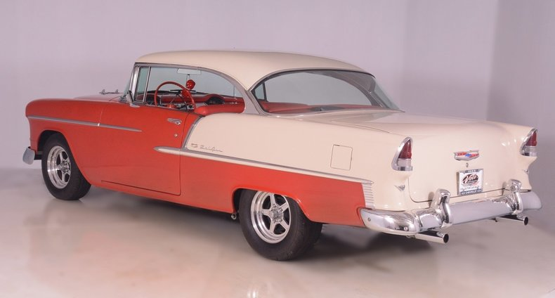 1955 Chevrolet Bel Air Image 18