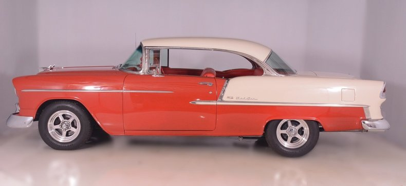 1955 Chevrolet Bel Air Image 27