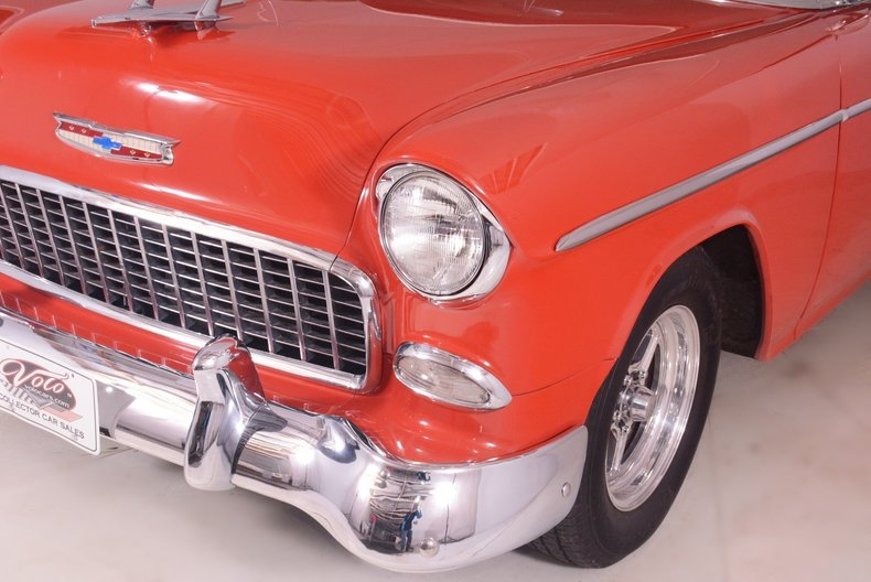 1955 Chevrolet Bel Air Image 47