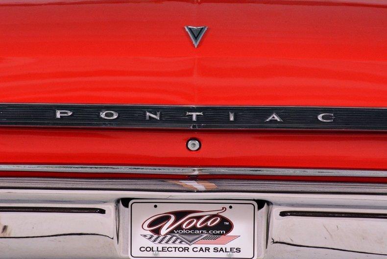 1964 Pontiac Catalina Image 17
