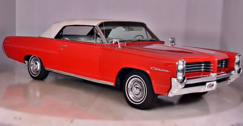 1964 Pontiac Catalina Image 60