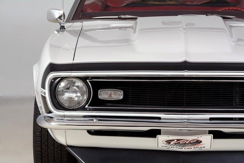 1968 Chevrolet Camaro Image 30