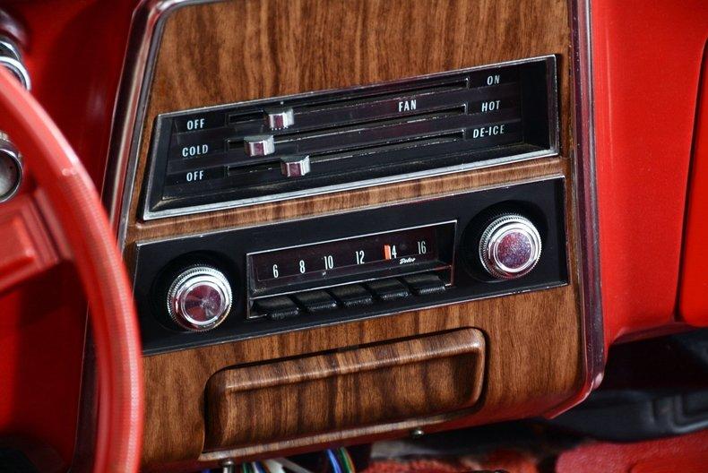 1968 Chevrolet Camaro Image 31