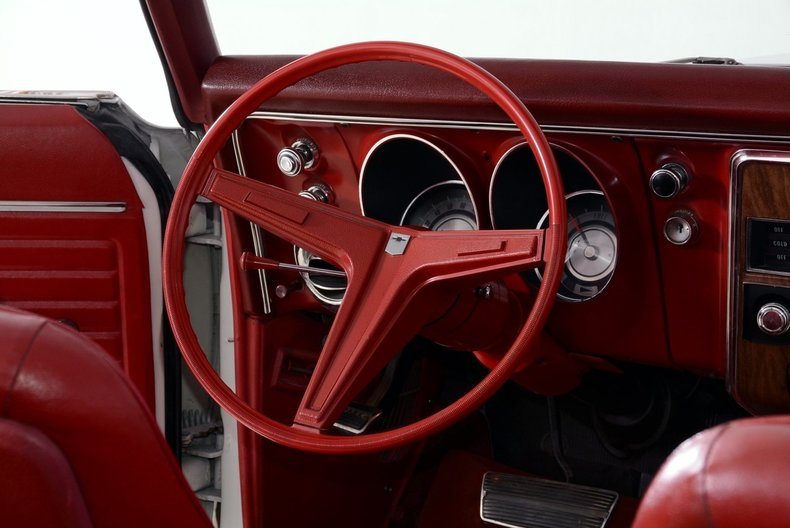 1968 Chevrolet Camaro Image 34