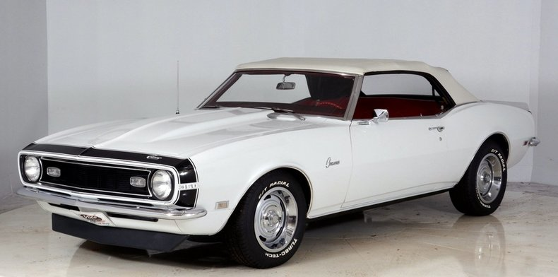 1968 Chevrolet Camaro Image 40