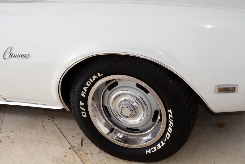 1968 Chevrolet Camaro Image 54