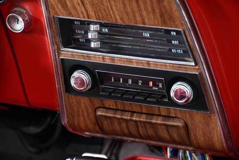 1968 Chevrolet Camaro Image 58