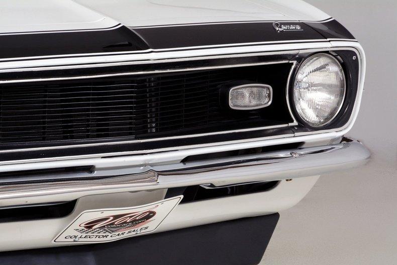 1968 Chevrolet Camaro Image 64