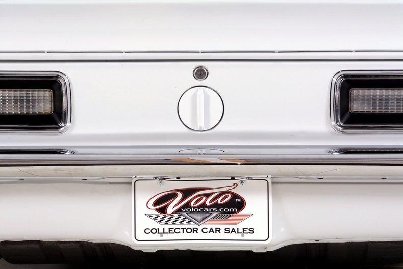 1968 Chevrolet Camaro Image 66