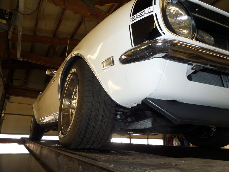 1968 Chevrolet Camaro Image 92