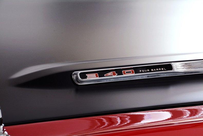 1969 Dodge Dart Image 5