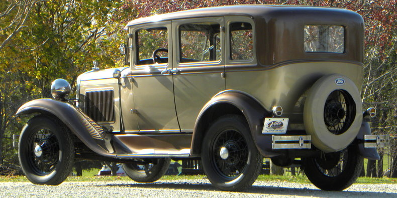1931 Ford Model A Image 18