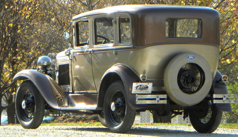 1931 Ford Model A Image 19