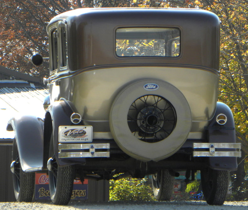 1931 Ford Model A Image 20